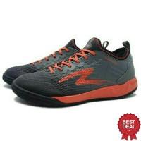 Sepatu Futsal Specs Metasala Musketeer (Toast Signal/Black/Orange)