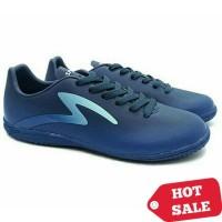 Sepatu Futsal Specs Eclipse (Navy-Dazzling Blue)