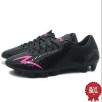 Sepatu Bola Specs Accelerator Exocet FG (Black/Beat Magenta)