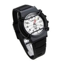 Cassio jam tangan pria hitam