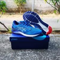 ORIGINAL Asics RoadHawk FF2 Men Trail Running Shoes Blue