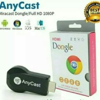 Anycast Wifi Receiver Dongle Display HDTV