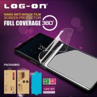 Anti Shock Gores Screen Protector SAMSUNG S8+ Full (Depan Belakang)