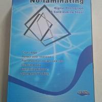 Kertas PVC / PVC Sheet ID Card Gloss A4 (Isi 50 Sets)