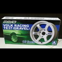 AOSHIMA VOLK RACING TE37 (GRAVEL)