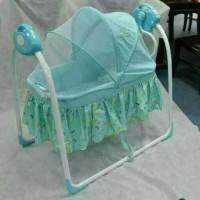 Babyelle Cradle Swing Automatic/ Ranjang / Ayunan Bayi Elektrik MURAH