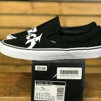 Sepatu Vans Slip On x Metallica