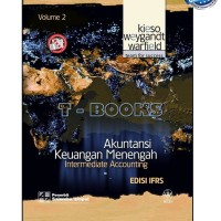 BUKU ORIGINAL Akuntansi Keuangan Menengah Vol 2/ Kieso, Weygandt