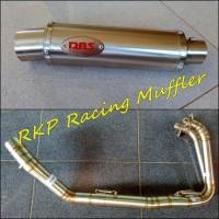 Knalpot DBS for CBR250RR Ninja 250 R / Fi R25 MT25