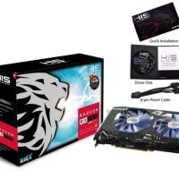 AMD Radeon RX 580 8GB GDDR5 ICEQX2 HIS OC