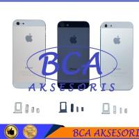 CASING IPHONE 5 5G / BACK COVER FULL HOUSING/ BACK DOOR
