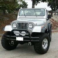 Peredam V-Tech Suara Lantai Mobil Jeep CJ7