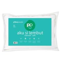 [PP] Pillow / Bantal Aku Si Lembut (Rendah)
