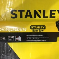 Stanley Thrifty Back Saw / 15-509
