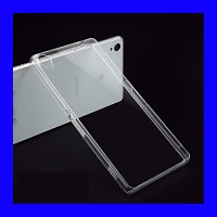 Sony Xperia Z5 - Clear Soft Case Casing Cover Transparan