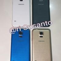 Cassing Fullset / Backdoor dan Bazel Samsung Galaxy S5 i9600