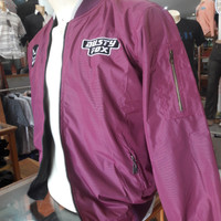 Jaket Bomber Dusty Fox Timbal Balik