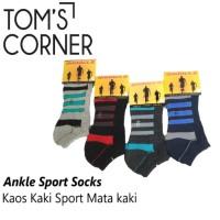 Kaus Kaki Olahraga merk Barbels sport   kaus kaki sport Mata kaki  SAB