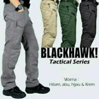 BIG SIZE CELANA PANJANG ARMY / PDL TACTICAL BLACKHAWK OUTDOORS