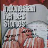 Buku Biografi Pahlawan Nasinal Indonesian Heroes Stories