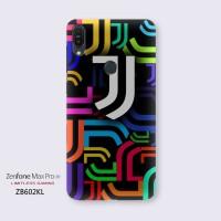 Asus Zenfone Max Pro M1 ZB602KL Hard Case Custom Juventus Logo Baru