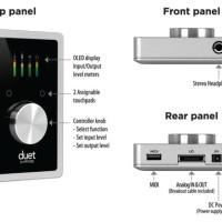 Apogee Duet for iPad and Mac
