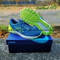 Sepatu Asics ORIGINAL Asics RoadHawk FF 2 Men Sepatu Running 1011A136