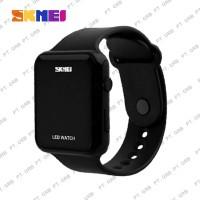 Jam Tangan Wanita Digital SKMEI 1176B Black Water Resistant 30M