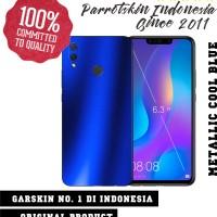Garskin Skin Oppo F1S F3 F5 F7 A3S A37 A39 DLL Cool Blue Metallic case