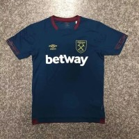 Jersey Baju Kaos Obral Westham West Ham Away 18/19 Grade Ori United