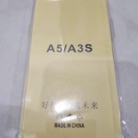 Oppo A3S A3 S : Anti Crack Soft Case Silikon Silicone