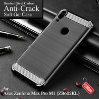 Anti Crack Soft Case Asus Zenfone Max Pro M1 ZB602KL Softcase Casing