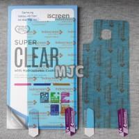 HIKARU Anti Gores Clear Samsung Galaxy A8 Star Fullset Depan Belakang