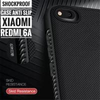 Xiaomi Redmi 6A Case Shockproof Anti Slip Slim Black Mate