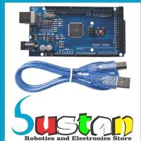 Arduino Mega 2560 R3 CH340G CH340 CH 340 340G include USB data cable