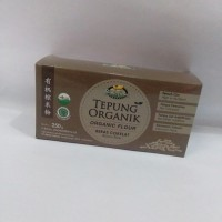 Bionic Farm - Tepung Organik Beras Coklat