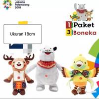 Boneka ASIAN GAMES 2018