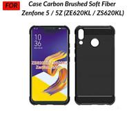 Asus Zenfone 5 / 5Z ZE620KL / ZS620KL Case Brushed Carbon Armor