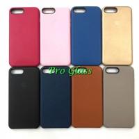 C205 Iphone 7+ / 8+ 7 Plus 8 Plus Original Premium Apple Leather Case