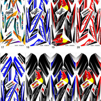 Sticker / Striping Variasi New Vixion Lighting 2013-2017 / NVL