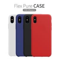 Apple iPhone X / iPhone 10 Back Case - Nilkin Flex Pure Case