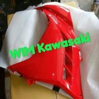 Fairing fering cover body samping ninja 250 fi merah Original Kawasaki