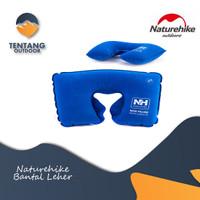NATUREHIKE Bantal leher Lipat Tiup Angin Inflatable Pillow