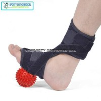 Andjustable Drop Ankle Foot Orthosis +1 Ball Terapi Mesage
