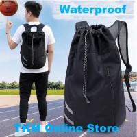 Tas Impor Backpack Sport Waterproof Ransel Sport Anti Air Tas Travel