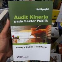 AUDIT KINERJA PADA SEKTOR PUBLIK Rzk