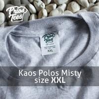 Kaos Polos MISTY size XXL Cotton30s MURAH! PriosTees by printkaos.com