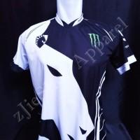 Jersey Kaos Baju Gaming Liquid Black DoTA2, CS;GO, AOV dll Free Nick
