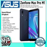 Asus Zenfone Max Pro M1 Garansi Resmi 3GB ram 32GB rom Android Oreo