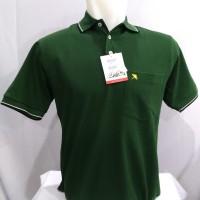 Kaos Polo Shirt ARNOLD PALMER Hijau Botol Lumut Grosir Murah Original